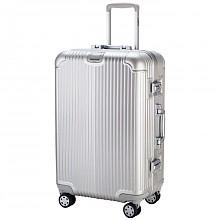 LATIT 25英寸PC铝框拉杆行李箱