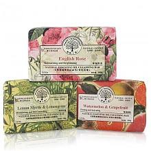 植物工坊 天然精油焕肤洁面皂 三件套